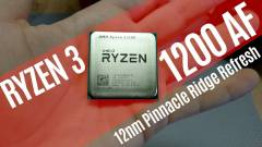 Megnézték, hogy miben új a Ryzen 3 1200 AF kép