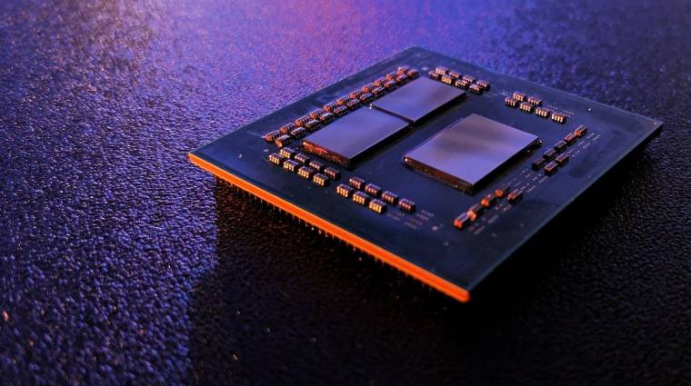Frissebb gyártástechnológiával érkezhetnek az asztali AMD Ryzen 4000 processzorok kép