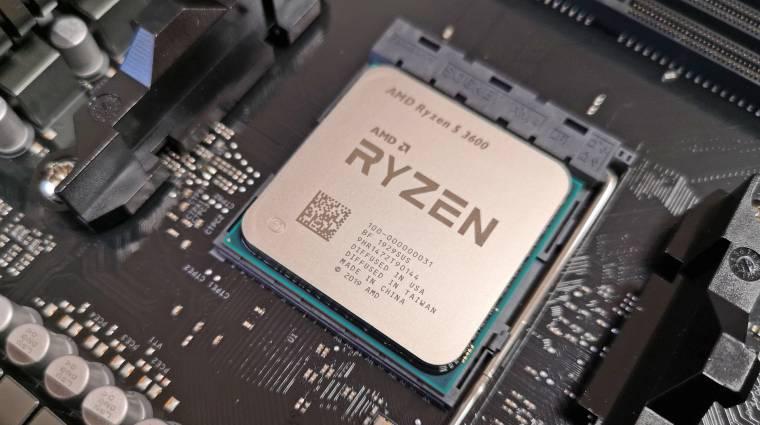 Megölheti az AMD Ryzen processzorodat az alaplapod kép