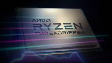 Lefotózták az AMD Ryzen Threadripper PRO 3995WX processzort kép