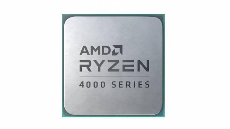 Furcsa limit lesz az AMD Renoir chipekben kép