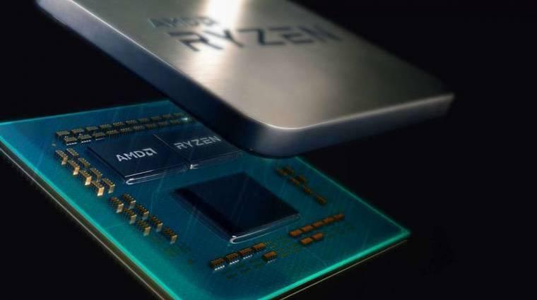 5 nm-en készülnek majd az AMD Zen 4 processzorok kép