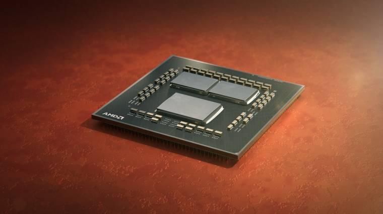 Újabb processzorokkal bővül az AMD Ryzen 5000 széria kép