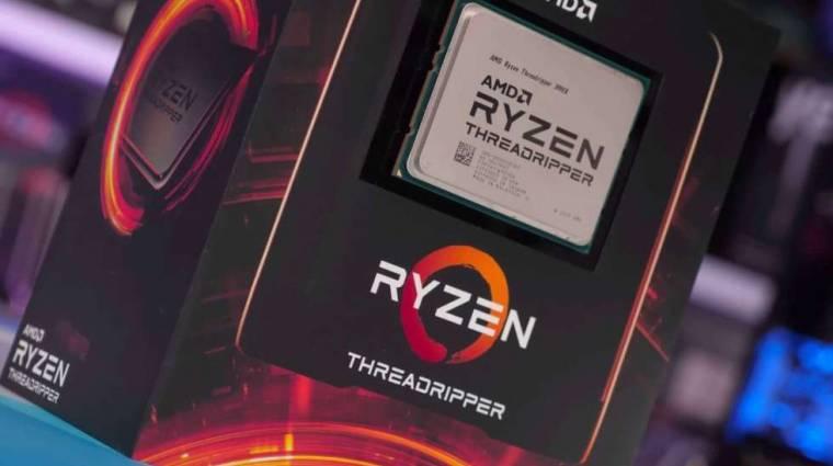 16-magos chipeket is hoz az AMD Ryzen Threadripper 5000 széria kép