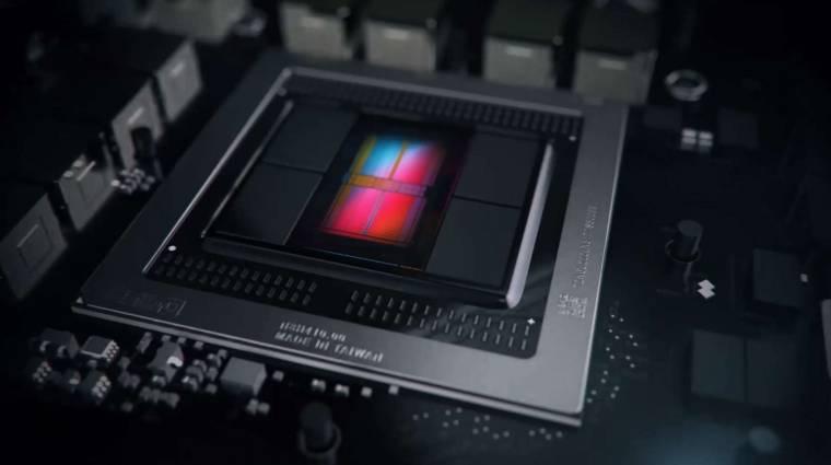 32 GB HBM2 memóriát hozhat az AMD Navi utáni GPU-ja kép