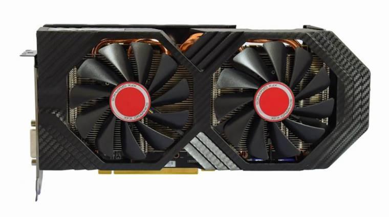 Nem lett lenyűgöző az AMD Radeon RX 590 GME kép