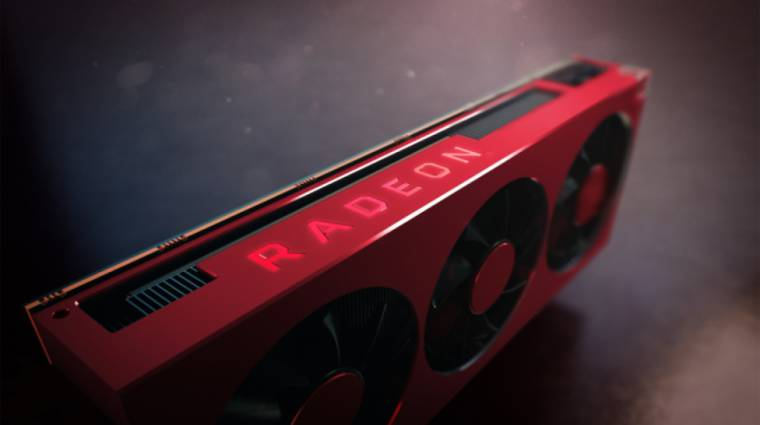 Már a Fortnite-ban emlegetik az AMD Radeon RX 6000 Big Navit kép