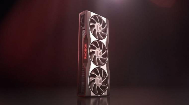 Megvillantotta az első Radeon RX 6000-es videokártyát az AMD kép