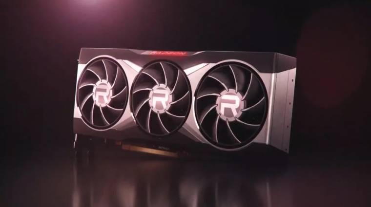 Később jön, de nagyon sokat ígér az AMD Super Resolution technológiája kép