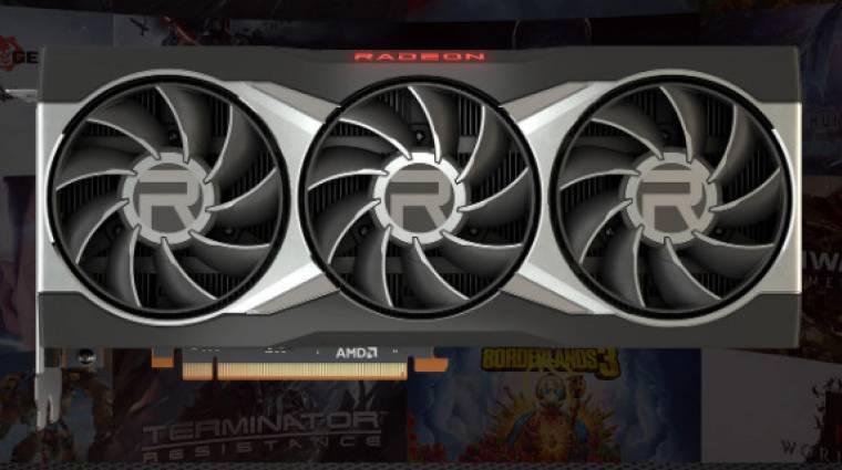 2,5 GHz-es órajel fölött hasít a Radeon RX 6800 kép