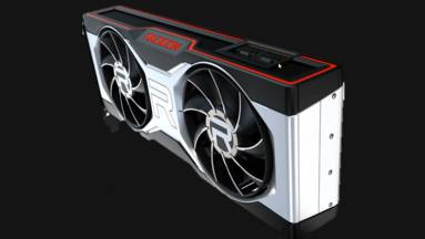 Ilyen lehet az AMD Radeon RX 6700 XT kép
