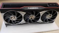 3 GHz-es órajelen dübörög az AMD Radeon RX 6900 XT kép