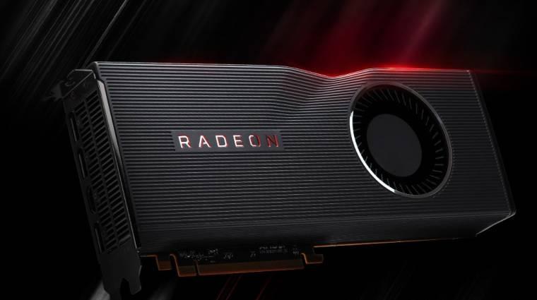 Újabb RDNA 2-alapú grafikus kártyákat hozhat az AMD kép