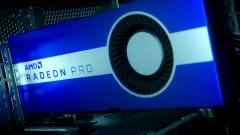 Új Navi videokártyával készül a munkaállomásokhoz az AMD kép