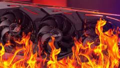 Laza csavarok miatt melegednek túl az AMD grafikus kártyái kép
