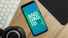 Saját képernyőfelvevőt kap az Android 11 kép