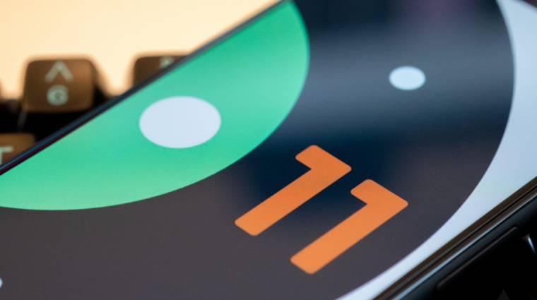 Chrome-szerű frissítésekre állhat át az Android 11 kép