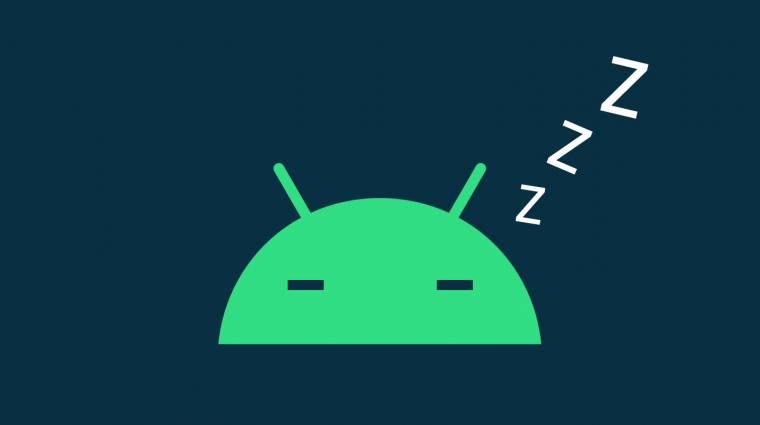 Applikációt hibernáló funkciót tervez a Google az Android 12-höz kép
