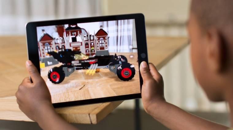 Az Apple-nek hála már a kiterjesztett valóságban is lehet vásárolni kép