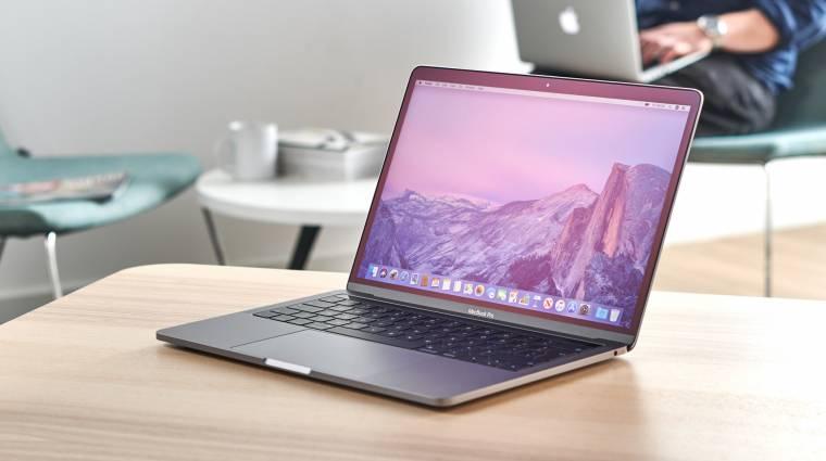 6K-s monitor támogatással érkezik az új MacBook Pro kép