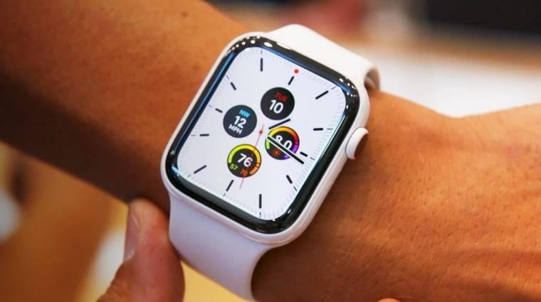 Cserélhető modulokat kaphat az Apple Watch kép