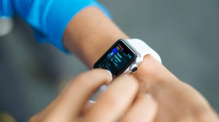 Így ment életet az Apple Watch kép