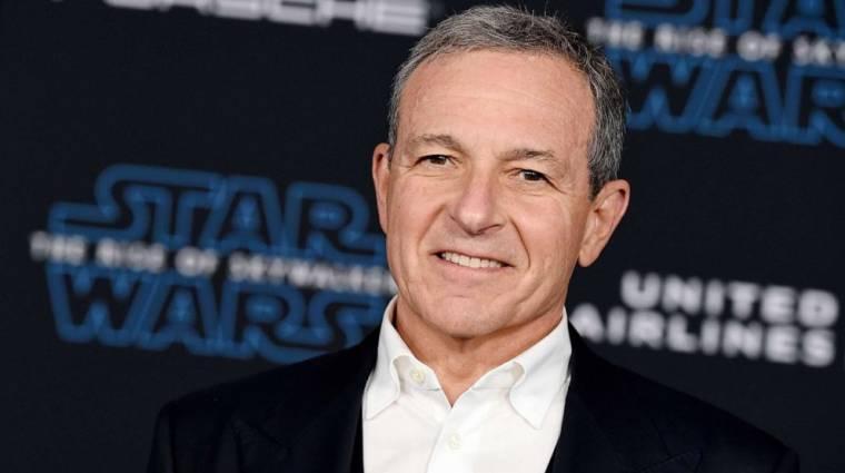 Lemondott a Disney vezérigazgatói posztjáról Bob Iger, már meg is van az utóda bevezetőkép