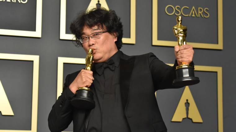 Az Élősködők rendezője egy 67 éves Oscar-rekordot állított be bevezetőkép