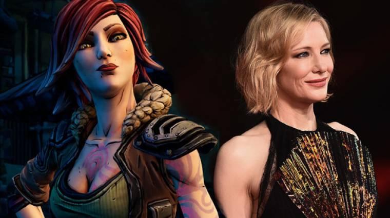 Cate Blanchett lehet Lilith a Borderlands moziban bevezetőkép