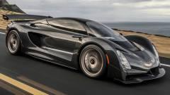 Jön a 3D-nyomtatott autó, ami 430-cal száguld kép