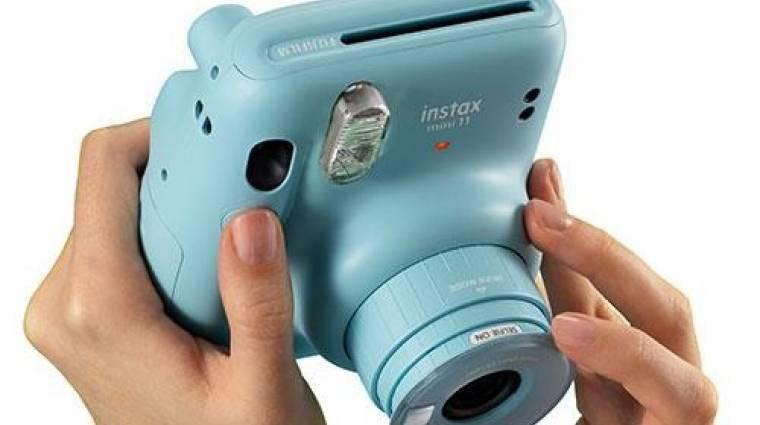 Kiszivárgott képeken a Fujifilm Instax Mini 11 kép