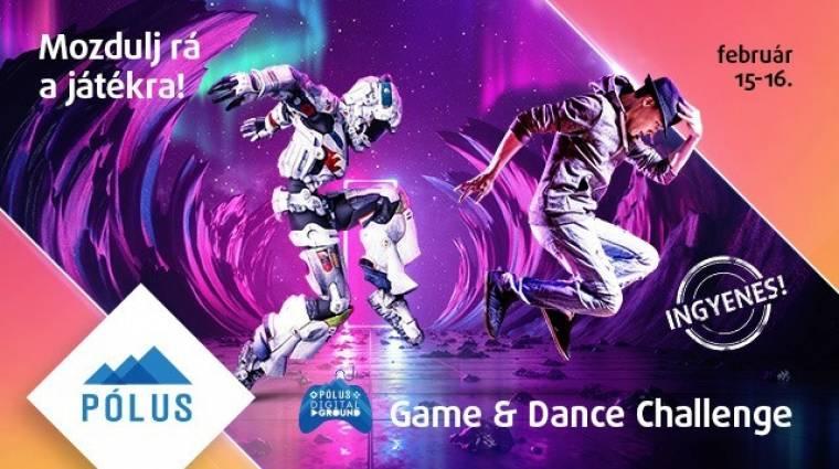 Egész hétvégés Just Dance verseny vár ajándékokkal! bevezetőkép