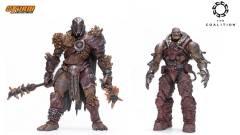 Az új Gears of War akciófigurákat simán kitennénk a polcra kép