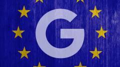 Nem fogadja el a Google az EU 2,4 milliárd eurós gigabüntetését kép