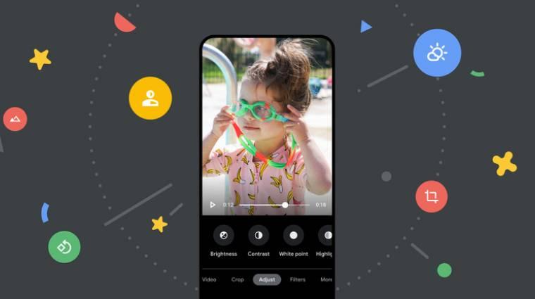 Könnyebb videó- és képszerkesztést kínál a Google Fotók mobilon kép