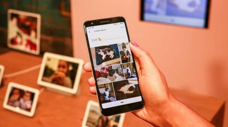 Így teszi könnyebbé emlékeink megosztását a Google Fotók új funkciója kép