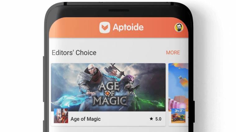 Az Android 12 a külsős alkalmazásboltokat is szereti majd kép