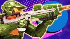 Idén ősszel érkeznek a Halo Infinite NERF fegyverek kép