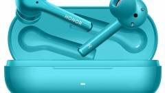 Az Apple és a Samsung vezeték nélküli fülhallgatóit szorongatná meg a Honor Magic Earbuds kép