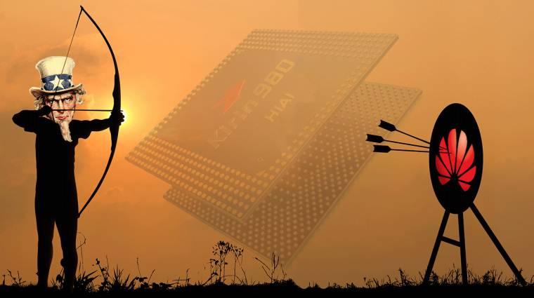 Huawei: Amerikának jobban fog fájni a kereskedelmi háború, mint nekünk kép