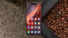 Nem lesz a Huawei Mate 40-ben képernyő alá épített szelfikamera kép