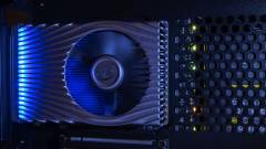 Komoly videokártyával vághat oda az NVIDIA-nak az Intel kép