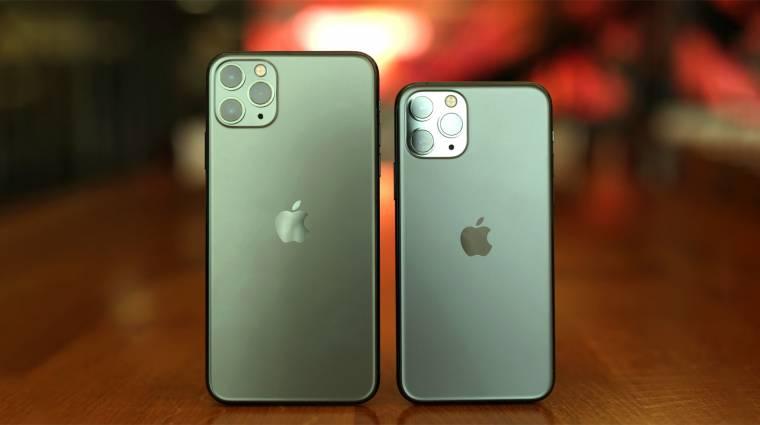 A koronavírus miatt csökkenhetnek az iPhone-eladások kép