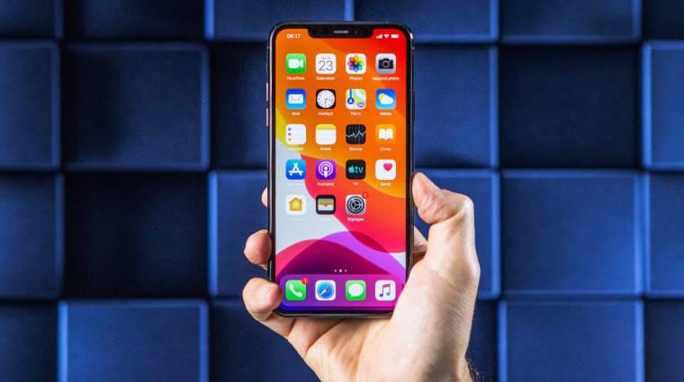 Még vékonyabbak lehetnek a 2021-es iPhone-ok kép