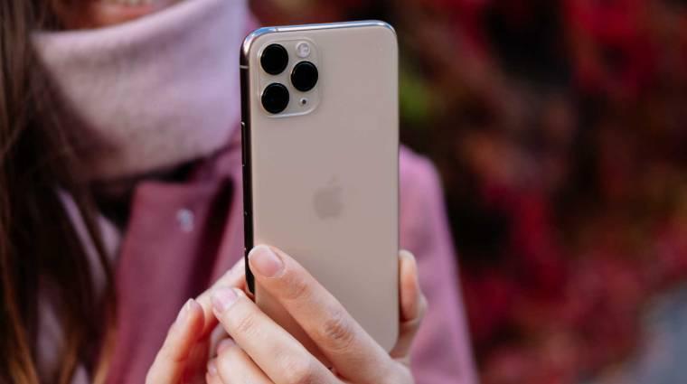 Ennyibe kerülnek majd az Apple iPhone 12 mobilok kép