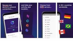 Itt a Firefox VPN app Androidra kép
