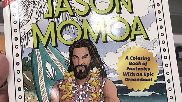 Napi büntetés: megjelent minden nő álma, a Jason Momoa színező bevezetőkép