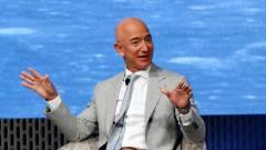 Rengeteg részvényt adott el az Amazon vezére, de nem tudni, hogy miért kép