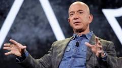Jeff Bezos távozik az Amazon éléről kép