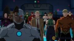 Minden eddigi DC szuperhős összefog a legújabb Justice League animációs filmben kép